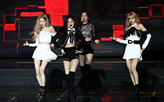 BLACKPINK正规一辑卖破120万张 韩女团新纪录