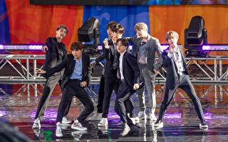 BTS线上演唱会近百万人参与 成员对粉丝诉思念