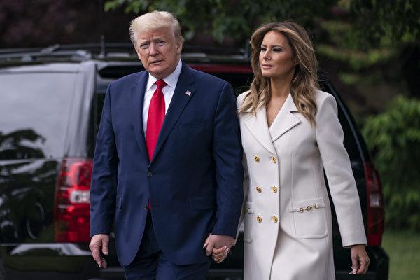 川普和第一夫人将在白宫过感恩节