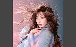 王心凌公布演唱会海报 明年初唱进小巨蛋