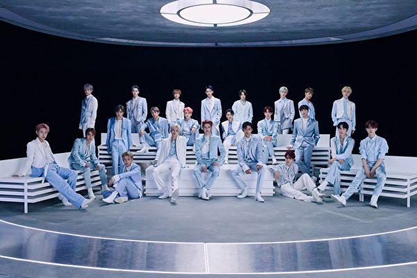 NCT正規二輯發行七天熱銷121萬張 獲週榜冠軍