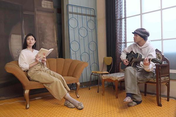 橋本愛實與峯田和伸喜歡台灣 演台日合作電影