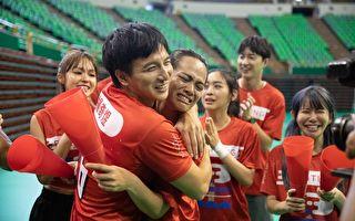 杨奇煜带伤轰出全垒打 《运动会》光荣退赛