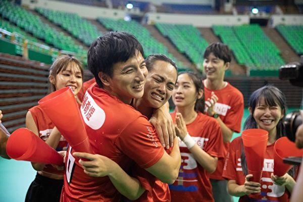 楊奇煜帶傷轟出全壘打 《運動會》光榮退賽