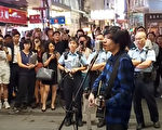 香港一名街头歌手的故事