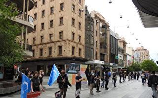 國殤日之際 南澳港人維人聯合抵制中共暴政