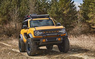 澳洲车评:美式硬派越野Ford Bronco卷土重来