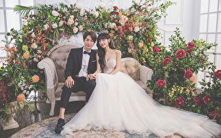 黃少谷11月辦婚宴 與Yumi拍婚紗照晒幸福