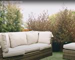 从卧室步入东方庭院:朱景坚园林室内设计