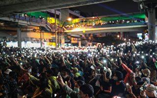 泰国反政府抗议 问题在经济