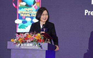 ITF成全球最大實體旅展 葉菊蘭:盼帶觀光業突破低迷