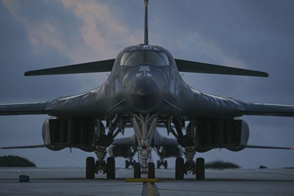 組圖:美軍一週來全面備戰 回應中共挑釁