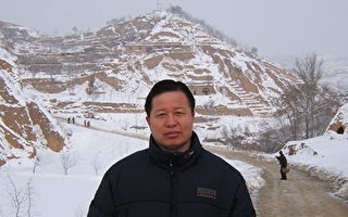 高貴的人格 超凡的勇氣——記人權律師高智晟(中)