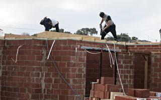西澳新房銷量半年漲逾九成