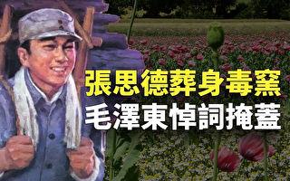 【欺世大觀】毛澤東警衛員張思德怎麼死的?