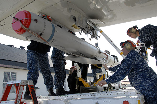 沈舟:美批准售台的3种武器 有何用途
