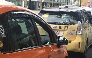 溫哥華出租車行業連受重創