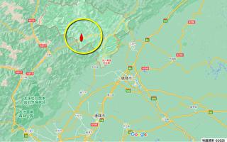連續三天發生地震 綿陽北川縣一小時連三震