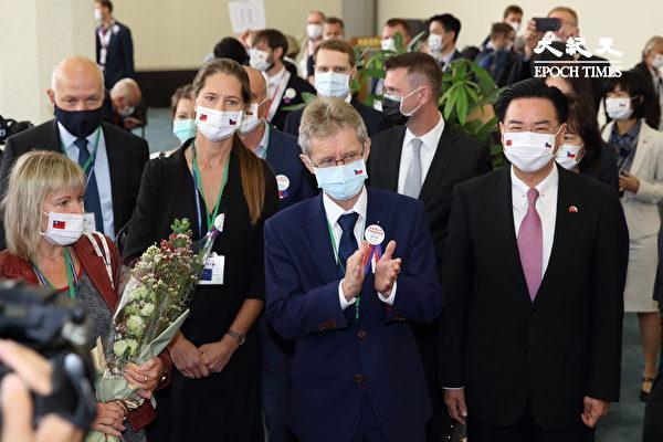 捷克宣布贈台3萬劑疫苗 台灣:由衷感謝