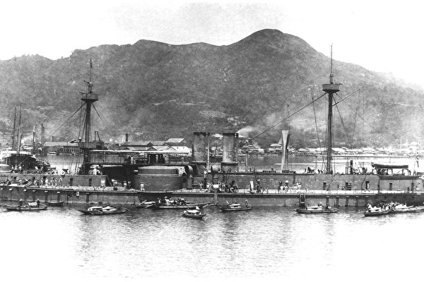 沈舟:中共高层或正在重演一场甲午战争
