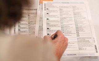 加州郵寄選票問題多 洛縣選民收到三份選票