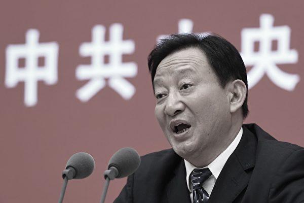 接替王滬寧 江金權任中共中央政策研究室主任
