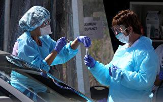加州單日染疫死亡人數 近一個月新高