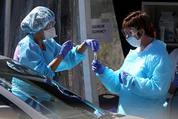 加州单日染疫死亡人数 近一个月新高