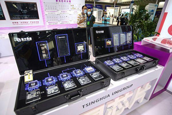科技戰衝擊中國半導體業 台DRAM之父離開紫光