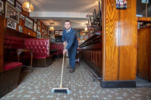 爱尔兰封锁措施 令餐饮酒店库存损失逾六千万