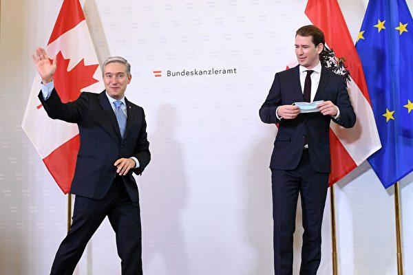 中共大使威胁不得接收港难民 加拿大外长强力回应