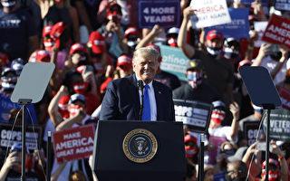 2020年大選 川普:要超級復甦還是拜登蕭條