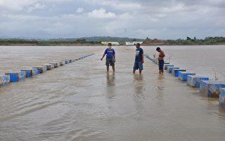 台风天鹅逼近 菲律宾下令逾20万人疏散