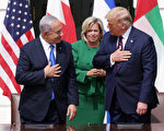 【名家專欄】川普正在指導中東巨變