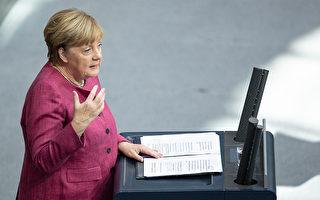 德国总理默克尔罕见发声 谴责中共践踏人权