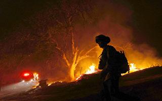 玻璃大火火情更新:一员送医 保护空气日延至周四