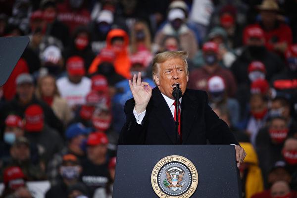 【重播】川普訪賓州三地演講:民調在上升