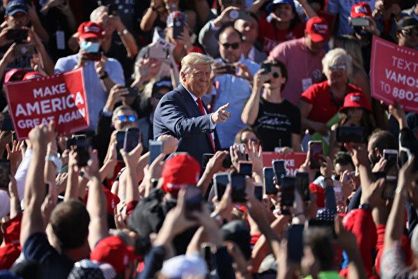 美国大选 台专家:川普已证明他敢对抗中共