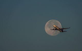万圣节 罕见蓝月亮将照亮加拿大天空