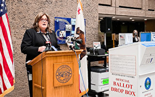 硅谷圣县选务处举办媒体日 确保选举安全