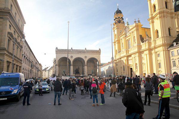 德国巴伐利亚州疫情趋重 民众抗议措施过严