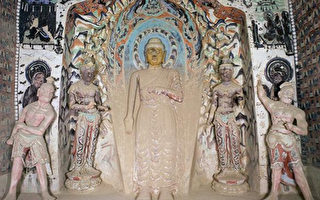 【石窟探秘】石破天惊的佛像 预示朝代兴衰