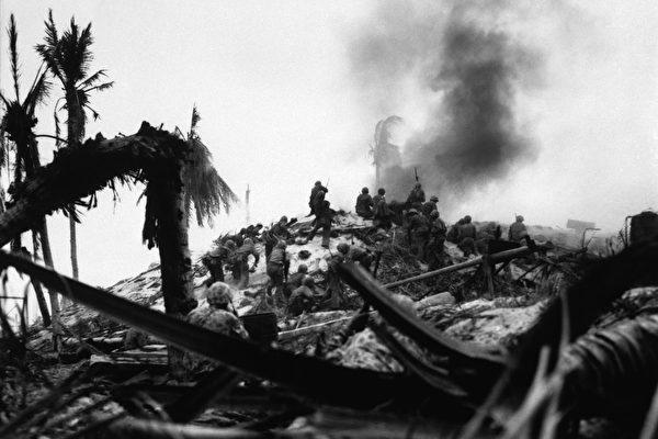 登陸作戰有多難 太平洋戰爭實例(二)