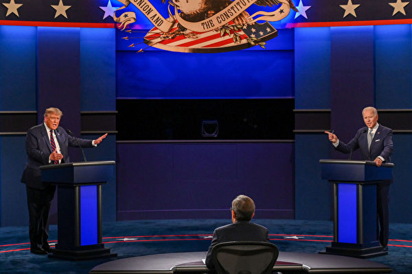 【名家專欄】美總統首場辯論:重醫療輕貿易
