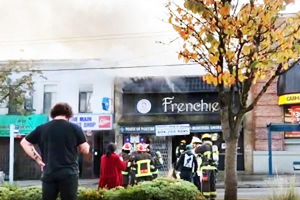 火災中失去家 溫哥華母女獲善心捐助