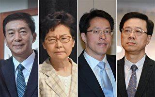 美国务院制裁十中港官员