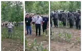 雄安新区拆迁血泪真相:特警殴打抓村民