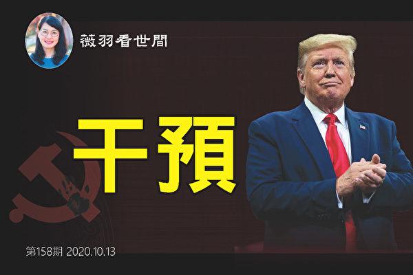 【薇羽看世间】美国大选背后的中共黑手