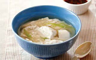 清爽甘甜「豆腐湯」早上迅速煮好高湯的秘訣!