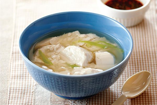 """清爽甘甜""""豆腐汤""""早上迅速煮好高汤的秘诀!"""